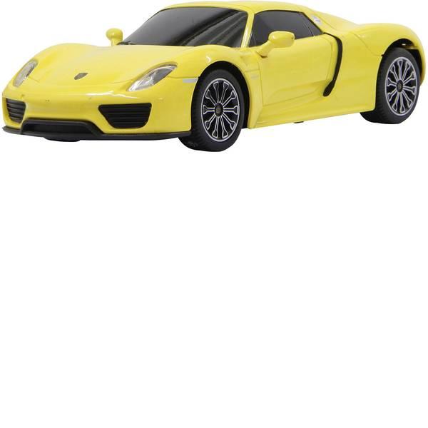 Auto telecomandate - Jamara 404590 Porsche 918 Spyder 1:24 Automodello per principianti Elettrica Auto stradale -