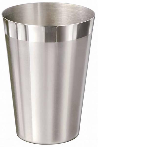 Brocche e tazze - Contenitore in acciaio inox mato 300 ml, impilabile -