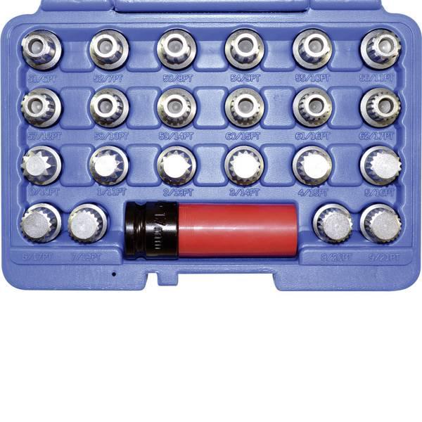 Strumenti speciali per auto - Set di chiavi per lucchetto per cerchione VAG Kunzer Kunzer 7FSA23 -