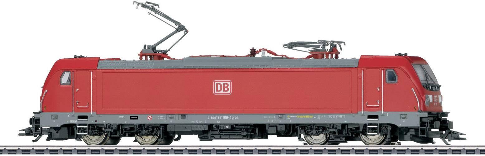 Märklin 36630 Locomotiva elet