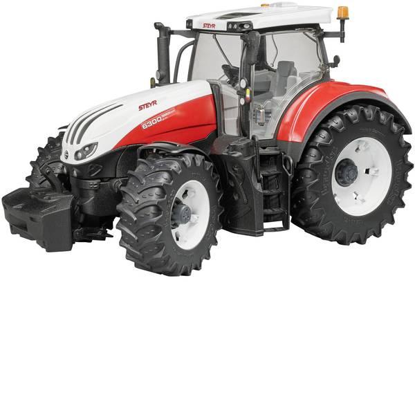 Veicoli agricoli - 6300 Terrus CVT Steyr Bruder -