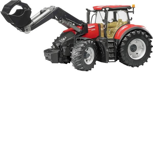 Veicoli agricoli - Optum 300 CVX Case IH Bruder con caricatore frontale -