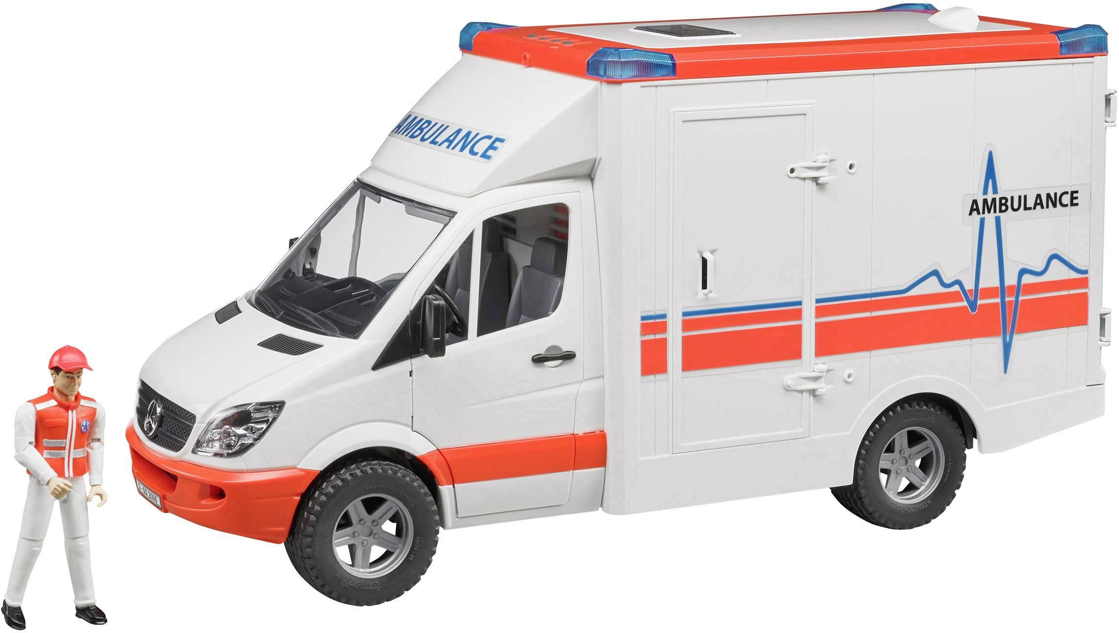 Ambulanza MB Sprinter con cond