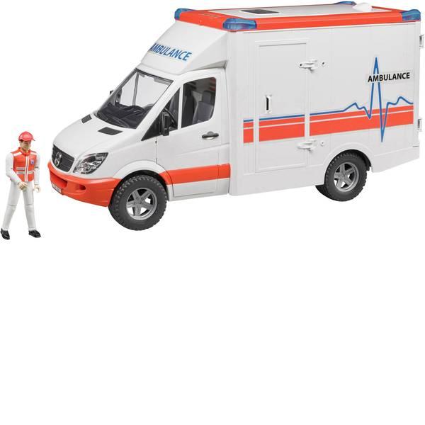 Veicoli senza telecomando - Ambulanza MB Sprinter con conducente Bruder -