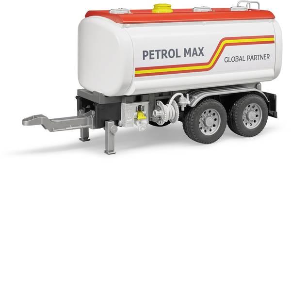 Veicoli industriali e veicoli da cantiere - Rimorchio con serbatoio per camion Bruder -