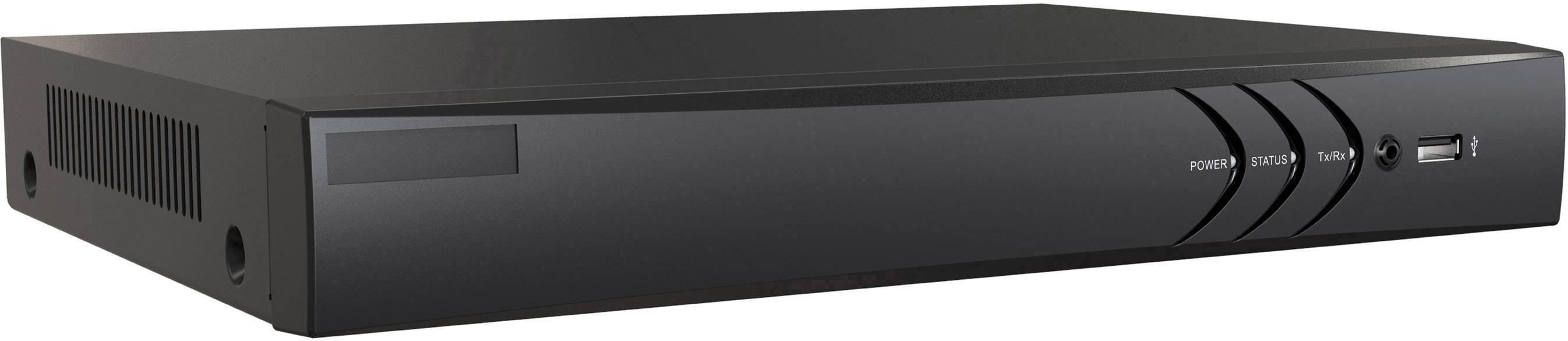 HiWatch DS-H204U DS-H204U 4 canali (AHD, HD-CVI, HD-TVI, Analogico, IP) Registratore digitale HD-SDI