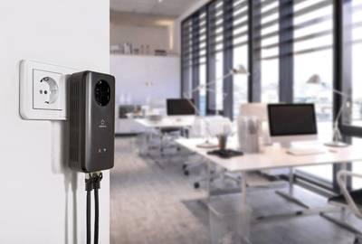 Renkforce PL1200D WiFi Powerline WLAN Starter Kit 1.2 Gbit/s