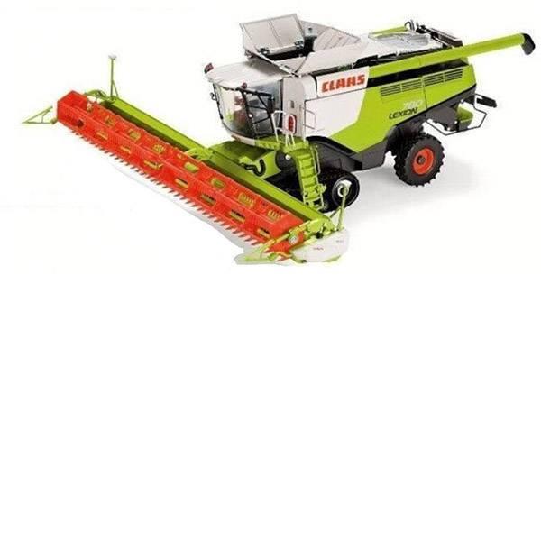 Auto telecomandate - HAPPY PEOPLE 33718888 RC Mähdrescher Lexion 780 Claas 1:20 Automodello per principianti Veicolo agricolo -