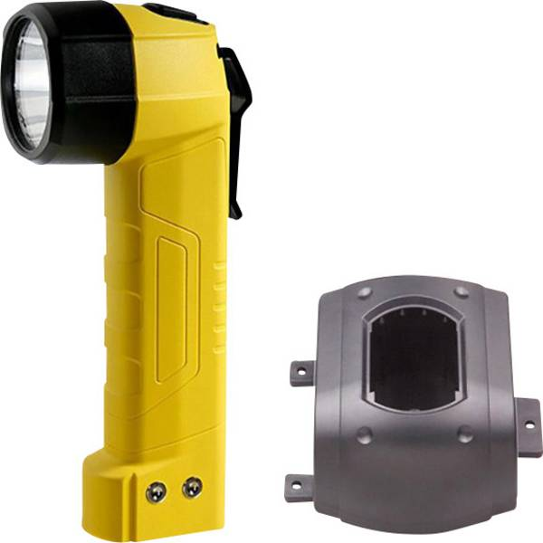 Lampade e torce per ambienti EX - Torcia tascabile Zona Ex: 1, 2, 21, 22 AccuLux HL 12 EX Set 170 lm 200 m -
