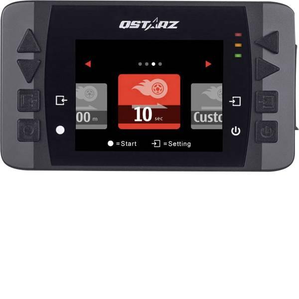 Tracker GPS - Qstarz LT-6000S Cronometro GPS Tracker veicoli Nero, Arancione -