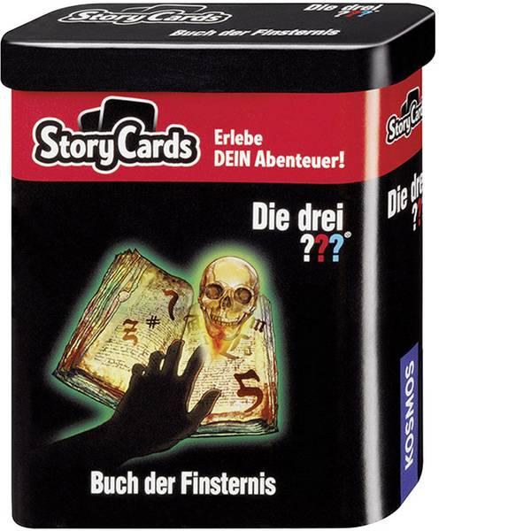 Giochi per bambini - Kosmos Story Cards – Die drei ??? Buch der Finsternis 688028 -