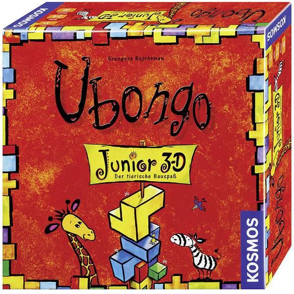 Giochi per bambini - UBONGO Kosmos Junior 3-D - Il grassi animali divertimento -