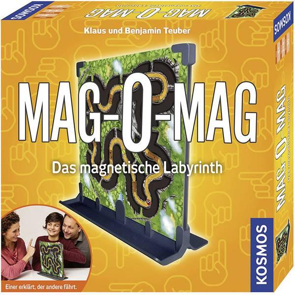 Giochi per bambini - MAG Kosmos-O-MAG - 3 magnete affascinanti giochi per tutta la famiglia -