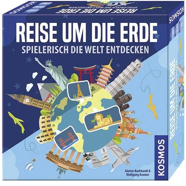 Giochi di società e per famiglie - Per la messa a terra da viaggio Kosmos - scoprire giocando -