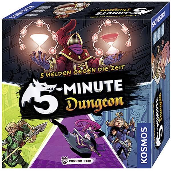 Giochi per bambini - 5 minuto Dungeon Kosmos - eroi vera contro il tempo -