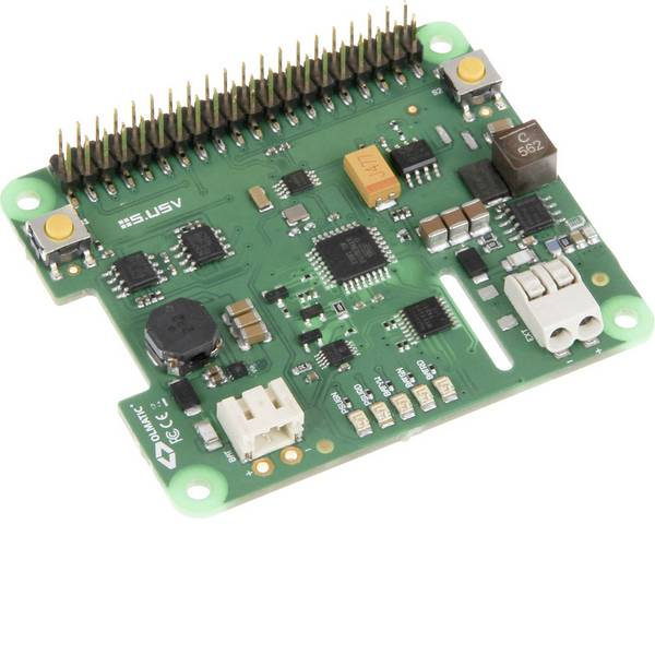 Shield Arduino e HAT Pi - Scheda di espansione per Raspberry Pi® S. USV Pi Advanced -