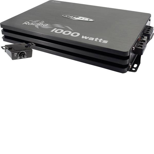 Amplificatori HiFi per auto - Caliber Audio Technology CA1000.1 Amplificatore a 1 canale 1000 W -