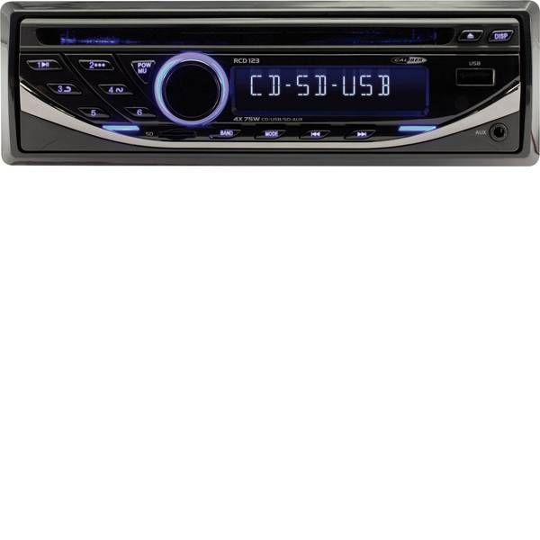 Autoradio e Monitor multimediali - Caliber Audio Technology RCD123 Autoradio -