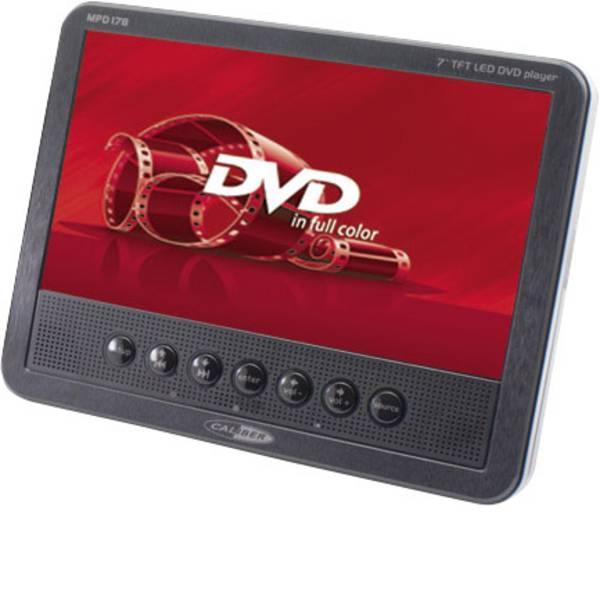 Sistemi DVD per poggiatesta auto - Caliber Audio Technology MPD178 Lettore DVD per poggiatesta con monitor Diagonale schermo=17.78 cm (7 pollici) -