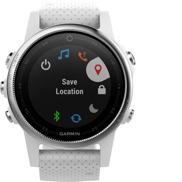 Dispositivi indossabili - Garmin fenix 5S Smartwatch Uni Bianco -