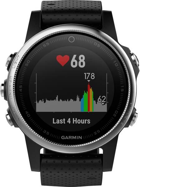 Dispositivi indossabili - Garmin fenix 5S Cardiofrequenzimetro GPS con sensore integrato Uni Nero -