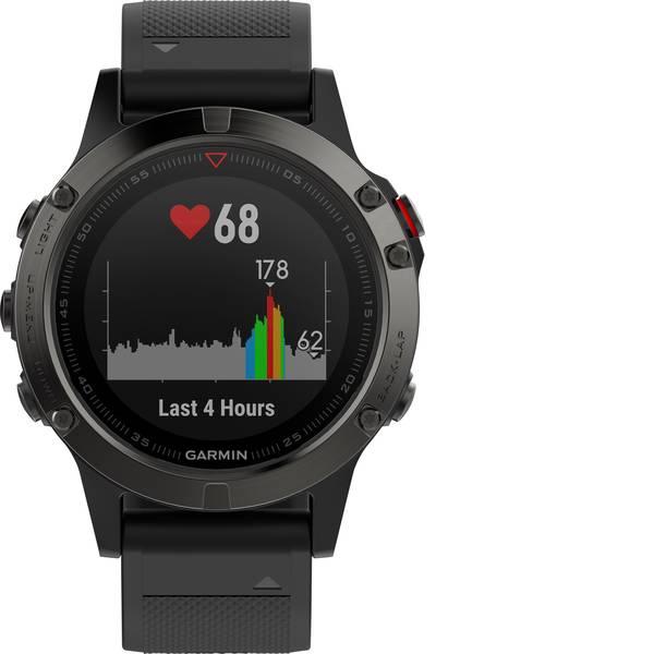 Dispositivi indossabili - Garmin fenix 5 Smartwatch Uni Nero -