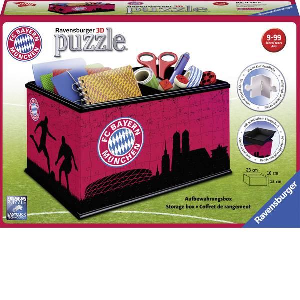Puzzle - Ravensburger custodia - FC Bayern Monaco -