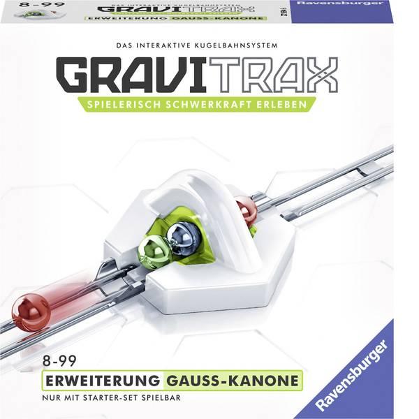 Giochi di società e per famiglie - Ravensburger - GraviTrax cannone Gauss di espansione -
