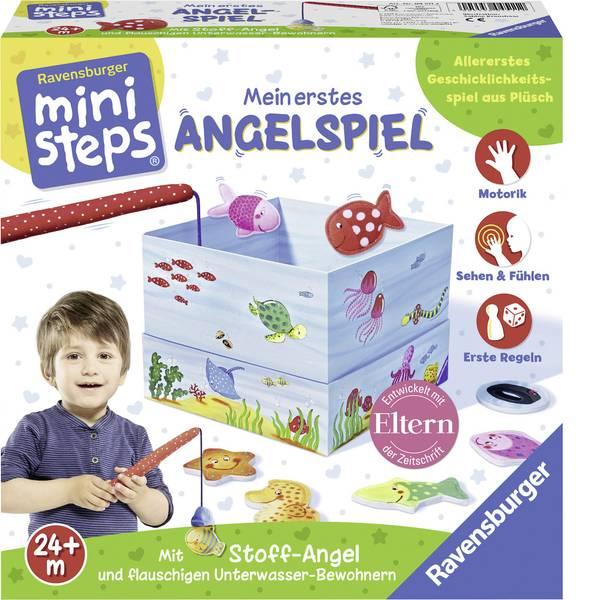 Giochi per bambini - Ravensburger mini steps - Il mio primo gioco pesca -