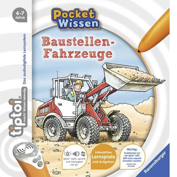 Giochi di società e per famiglie - Ravensburger tiptoi® nei cantieri veicoli -