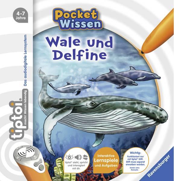 Giochi di società e per famiglie - Ravensburger tiptoi® Wale e delfini -