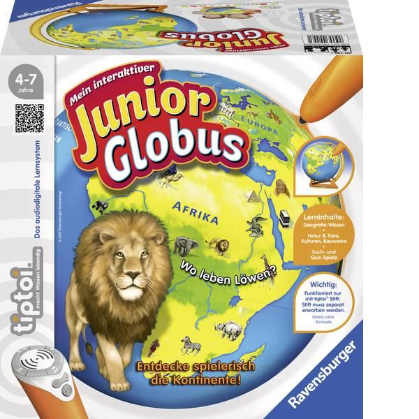 Giochi di società e per famiglie - Ravensburger il globo Junior interattivo -