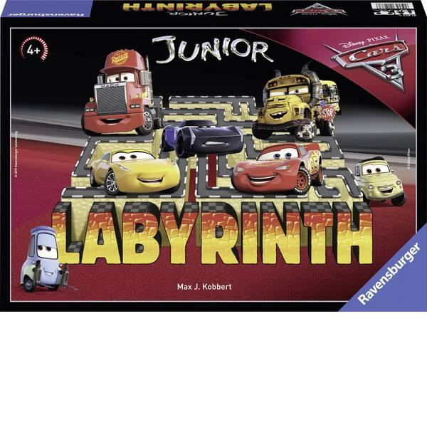 Giochi di società e per famiglie - Ravensburger Disney/Pixar Cars 3 Junior labirinto -