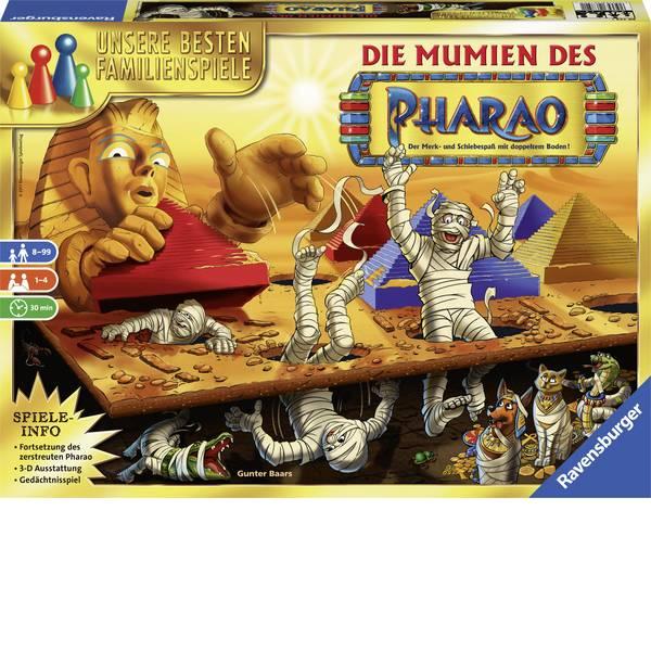 Giochi di società e per famiglie - Ravensburger - La Mumien del Pharao -