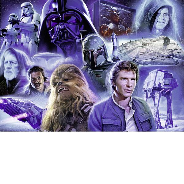 Puzzle - Ravensburger Puzzle - Star Wars Collection 2 -