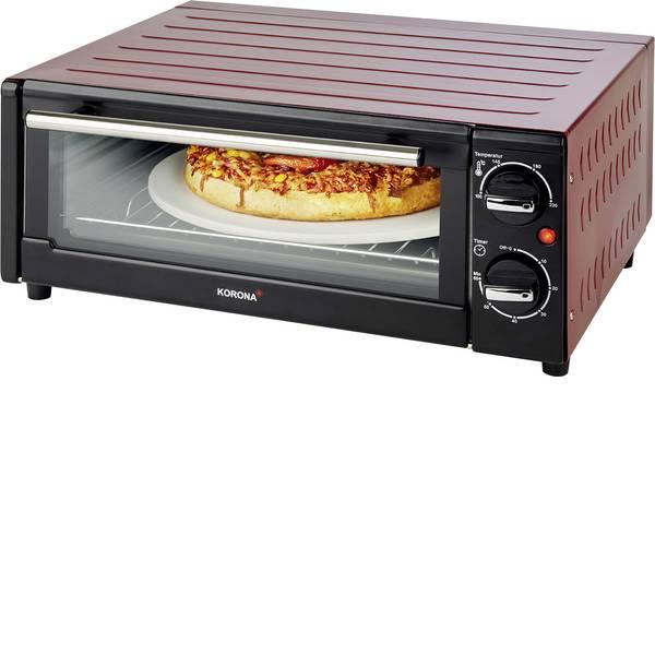 Fornetti - Korona 57000 Forno pizza Funzione timer, Preselezione temperatura 15 l -