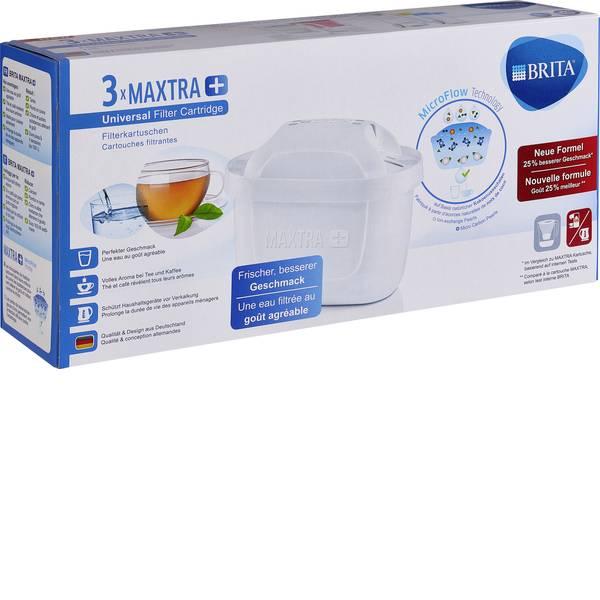 Caraffe dell`acqua e cartucce filtranti - Cartuccia filtro Brita Maxtra + 3er Pack Bianco -