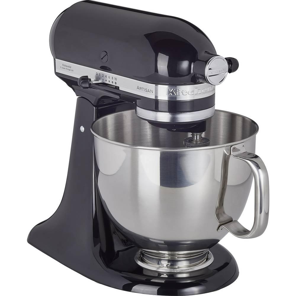 Robot da cucina KitchenAid Artisan 5KSM125EOB 300 W Onice, Nero in ...
