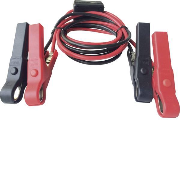 Cavi ausiliari - BAAS BA07 Cavi batteria per avviamento demergenza 6 mm² Rame 1.60 m con circuito di protezione -
