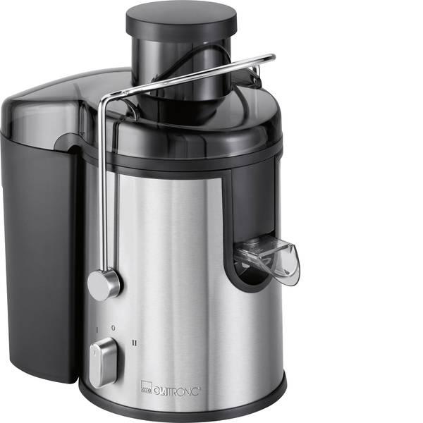 Centrifughe - Centrifuga Clatronic AE3666 400 W Nero/acciaio inox Uscita del succo diretta -