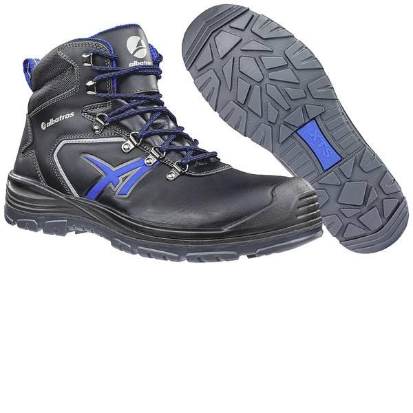 Scarpe antinfortunistiche - Stivali di sicurezza S3 Misura: 45 Nero Albatros UNIT MID SRC 631861-45 1 Paia -