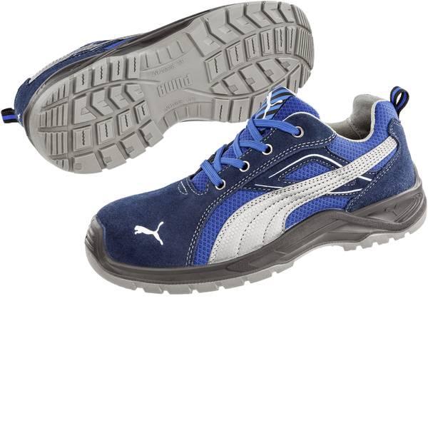 Scarpe antinfortunistiche - Scarpe di sicurezza S1P Misura: 45 Blu, Argento PUMA Safety Omni Blue Low SRC 643610-45 1 Paia -