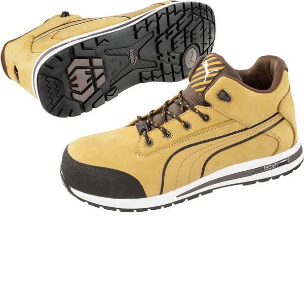 Scarpe antinfortunistiche - Stivali di sicurezza S3 Misura: 45 Beige, Marrone PUMA Safety Dash Wheat Mid HRO SRC 633180-45 1 Paia -