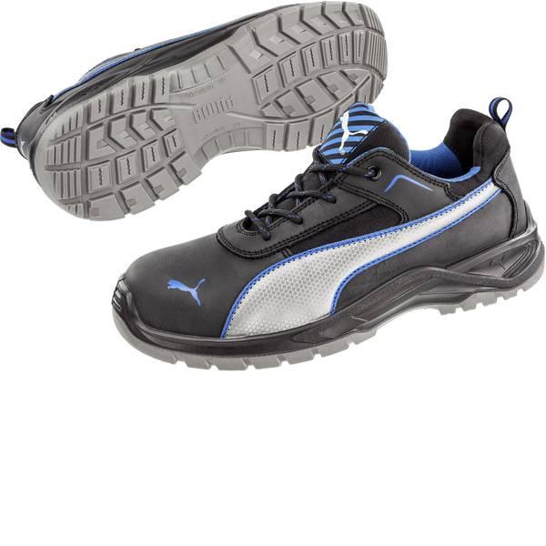 Scarpe antinfortunistiche - Scarpe di sicurezza S3 Misura: 45 Nero, Blu, Argento PUMA Safety Atomic Low SRC 643600-45 1 Paia -