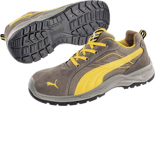 Scarpe antinfortunistiche - Scarpe di sicurezza S1P Misura: 45 Marrone, Giallo PUMA Safety Omni Brown Low SRC 643630-45 1 Paia -