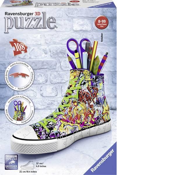 Puzzle - Puzzle Sneaker Ravensburger 3D Graffiti Style -