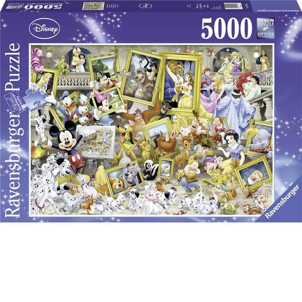 Puzzle - Ravensburger Puzzle - mickey come artista -