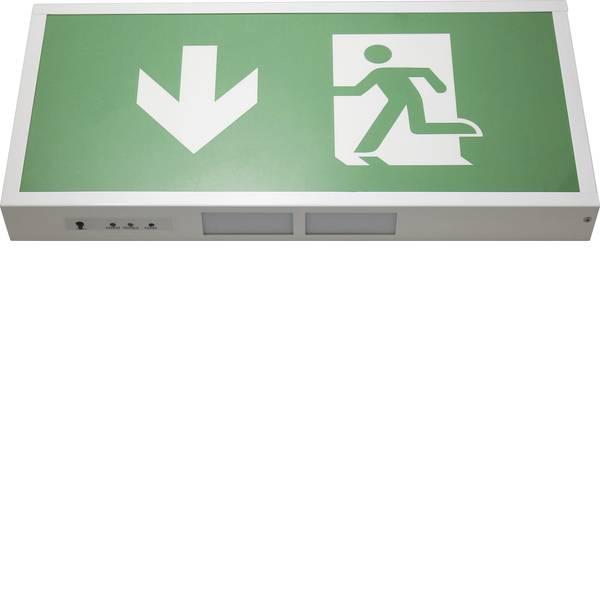 Segnaletica per uscite d`emergenza - Sensorit 0303 Indicazione via di fuga illuminata Montaggio a parete -