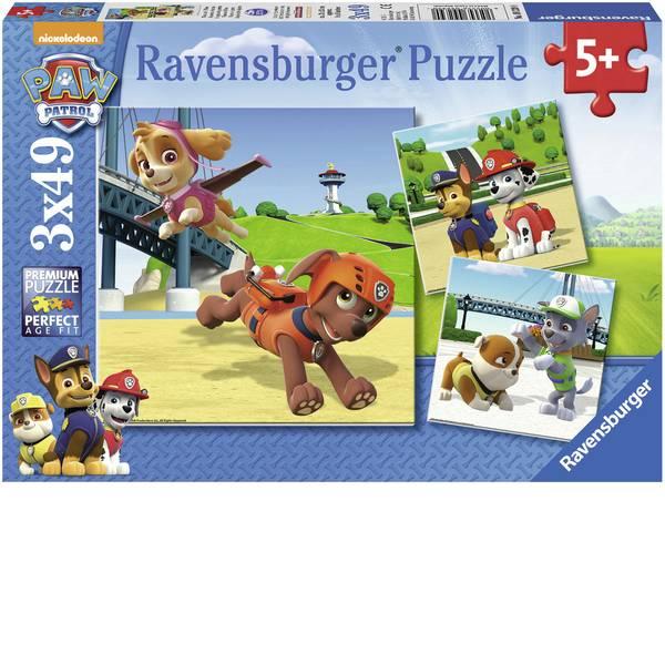 Puzzle - Ravensburger Puzzle - Team su 4 zampe -