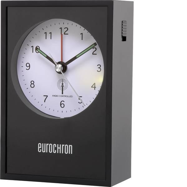 Sveglie - Eurochron EFW 7002 Radiocontrollato Sveglia Nero -